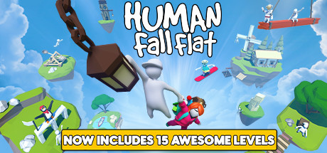 Human Fall Flat Download Free PC Game Direct Link