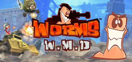 Worms WMD Download Free PC Game Direct Link