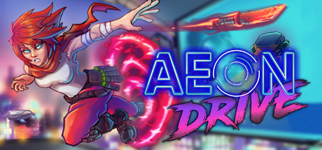 Aeon Drive Download Free PC Game Direct Play Link