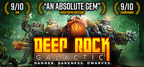 Deep Rock Galactic Download Free PC Game Link