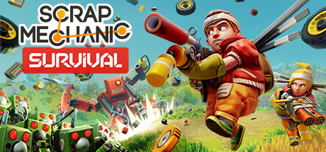 Scrap Mechanic Download Free PC Game Direct Link