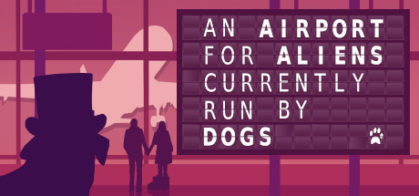 An Airport For Aliens Currently Run By Dogs Download