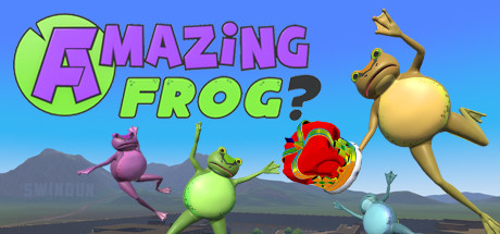 Amazing Frog Download Free PC Game Direct Link