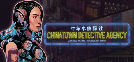 Chinatown Detective Agency Download Free PC Game