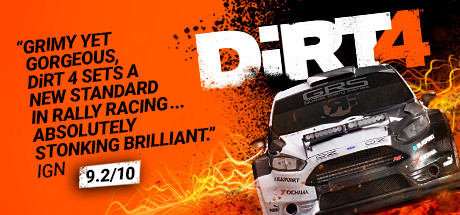 DiRT 4 Download Free PC Game Direct Play Links
