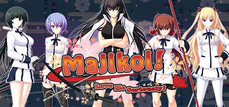 Majikoi Love Me Seriously Download Free PC Game