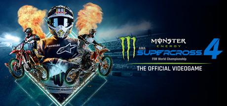 Monster Energy Supercross 4 Download Free Game