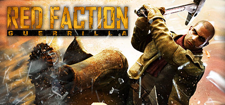 Red Faction Guerrilla Download Free PC Game Link