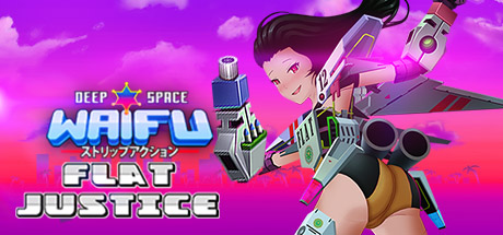 Deep Space Waifu Flat Justice Download Free PC Game