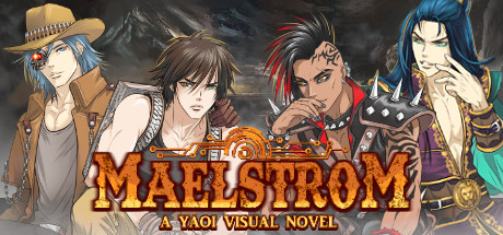 Maelstrom A Yaoi Visual Novel Download Free PC Game