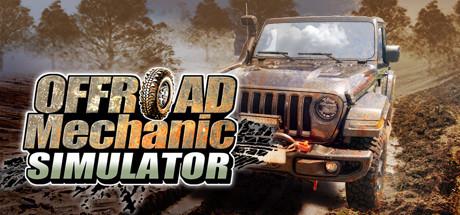 Offroad Mechanic Simulator Download Free PC Game