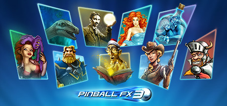 Pinball FX3 Download Free PC Game Direct Links
