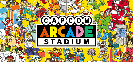 Capcom Arcade Stadium Download Free PC Game