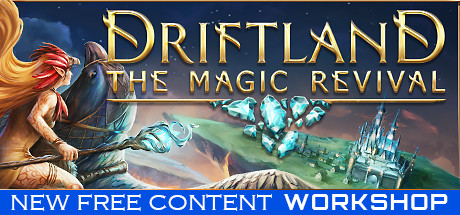 Driftland The Magic Revival Download Free PC Game