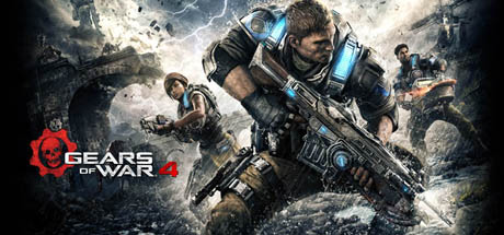 Gears Of War 4 Download Free PC Game Play Link