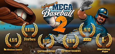 Super Mega Baseball 2 Download Free PC Game Link