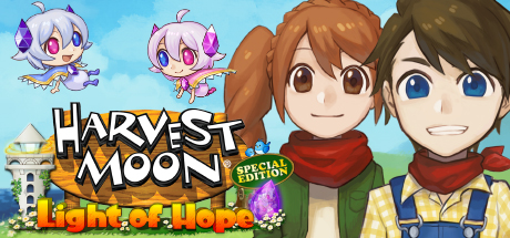 Harvest Moon Light Of Hope Download Free PC Game