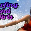 Surfing And Girls Download Free PC Game Play Link